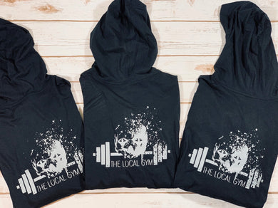 The Local Gym Lightweight Hoodies