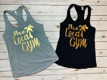 Load image into Gallery viewer, The Local Gym Launch Spring 2019 Tanks