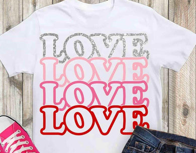 "LOVE ""Echo"" Shirt"