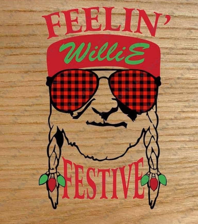 Feeling WILLIE Festive