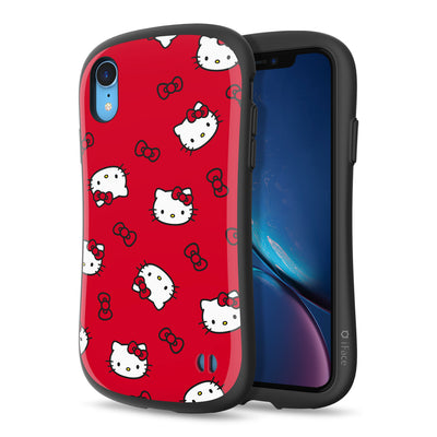 iFace x Sanrio First Class Series iPhone XR Case - Cute Dual Layer Hybrid Shockproof Protective Cover [Drop Tested]