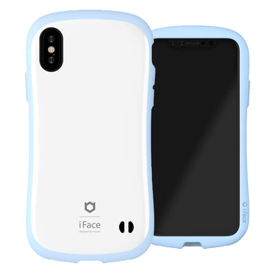 First Class Hard Case for iPhone X/XS (Pastel Edition)