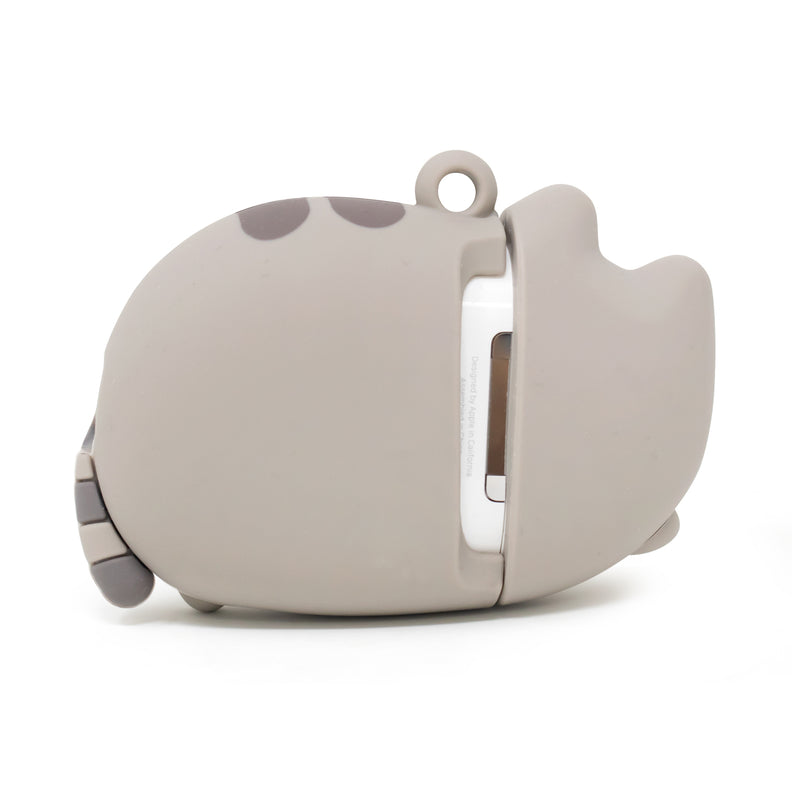 Pusheen Character Case (Lounging) for AirPods 1 & 2