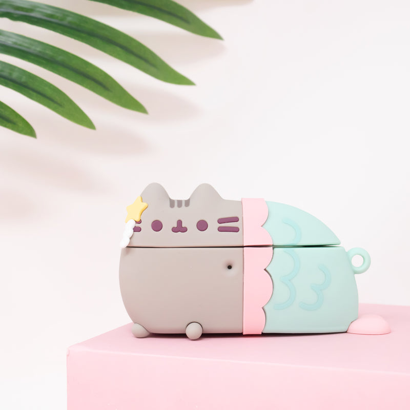 Pusheen Character Case (Mermaid) for AirPods Pro