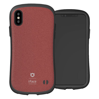 First Class Hard Case Phone Case for iPhone X/XS (Sense Edition)