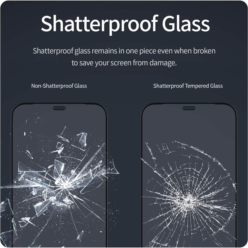 "Tempered Glass Screen Protector for iPhone 12 mini (5.4"")"