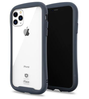 Reflection Tempered Glass Bumper Case for iPhone 11 Pro Max