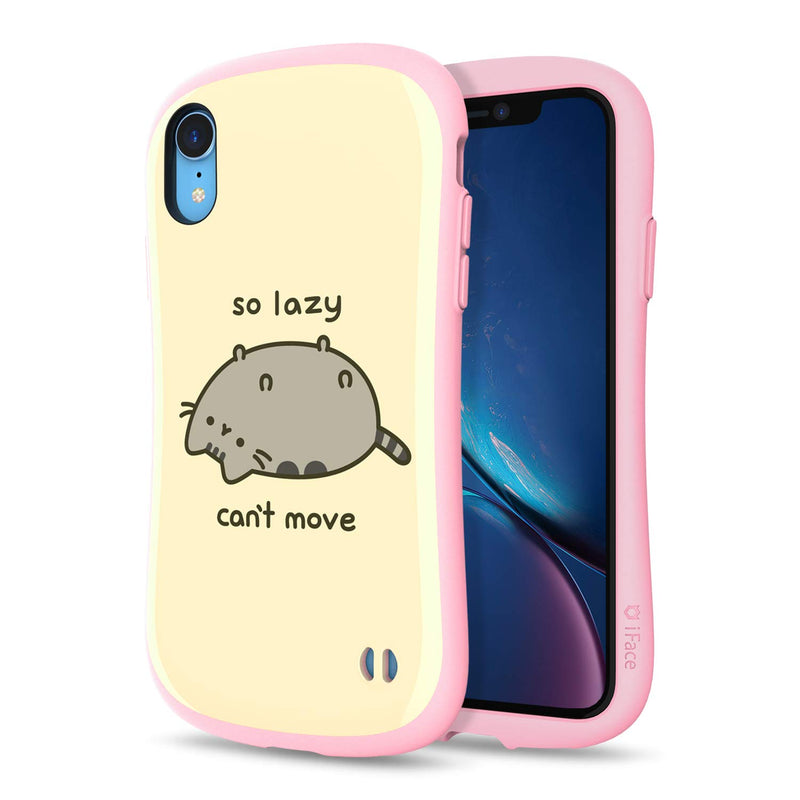 First Class Pusheen for iPhone XR