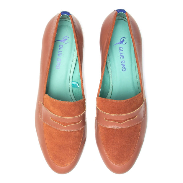 PENNY LOAFER DUO COUROS
