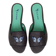SHOWER FLAT BUTTERFLY PALHA