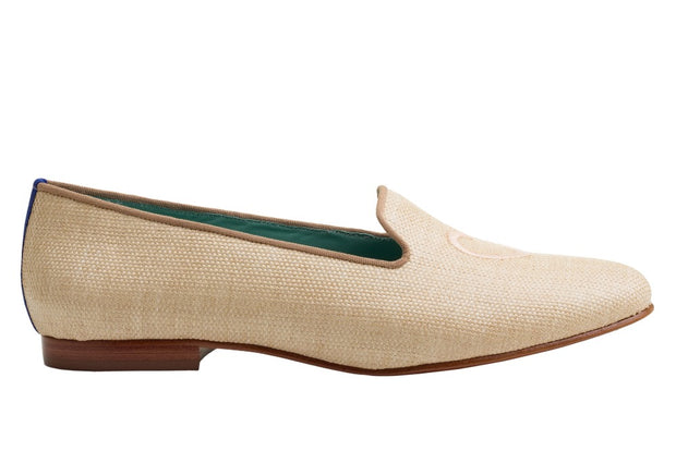 LOAFER AMOR INFINITO PALHA