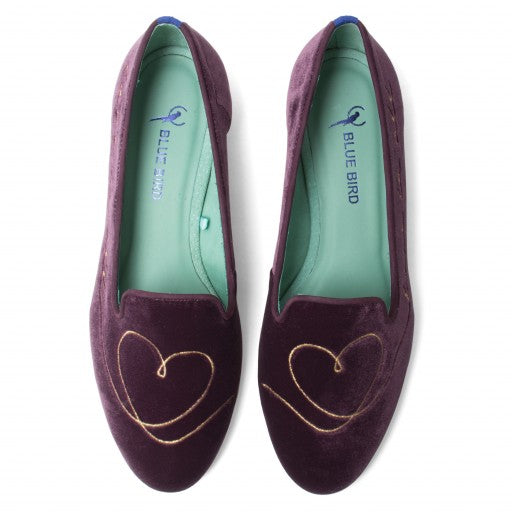 LOAFER LOVE IS ALL VELUDO