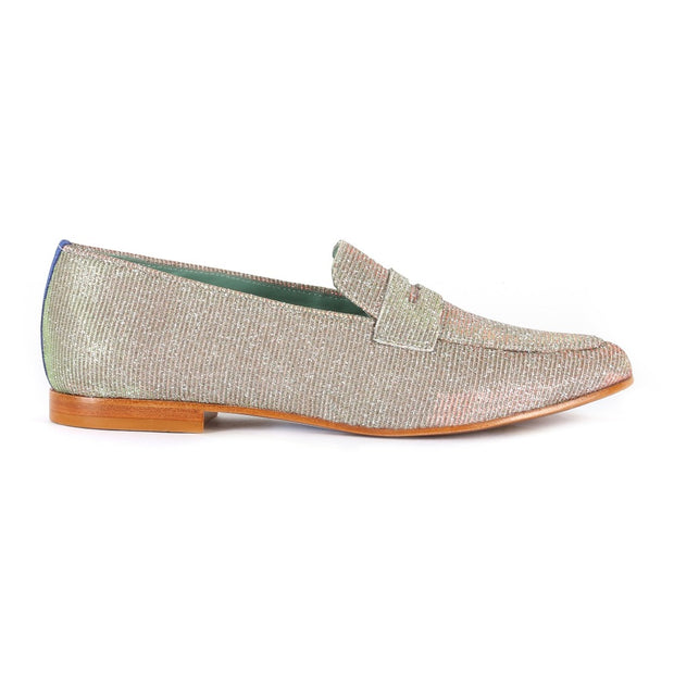 LOAFER PENNY TALITHA LUREX