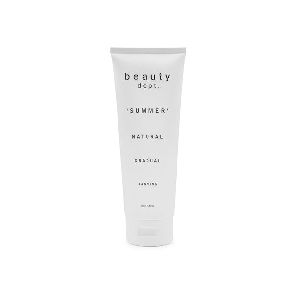 'Summer' natural gradual tan, 250ml