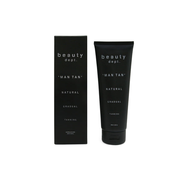 'Man Tan' natural gradual tan, 250ml.