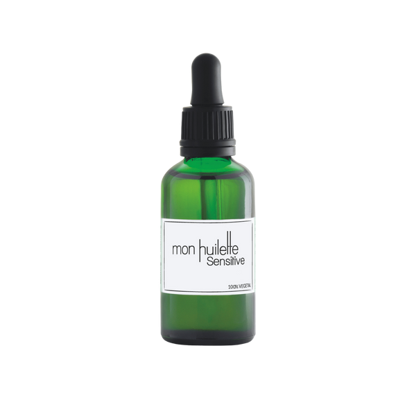 NEW mon huilette Sensitive, 50ml