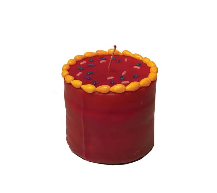 'birthday' candle