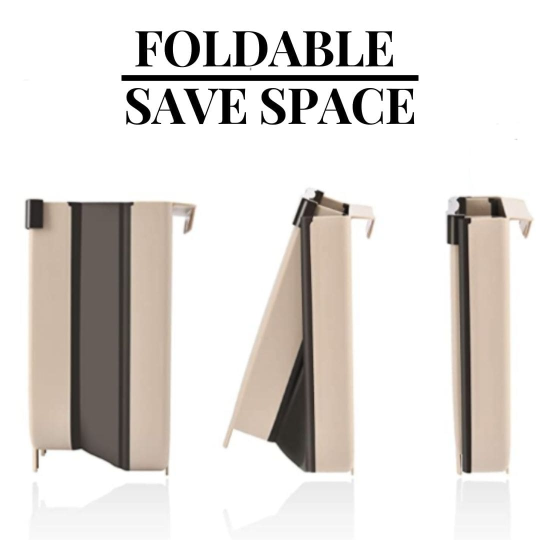 The Foldable Trash Can