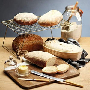 Rattan Bread Proofing Basket