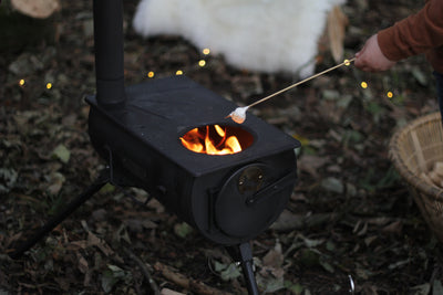 Lighting a Fire in Your Frontier Stove