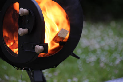 Seasoning Your Camping Stove