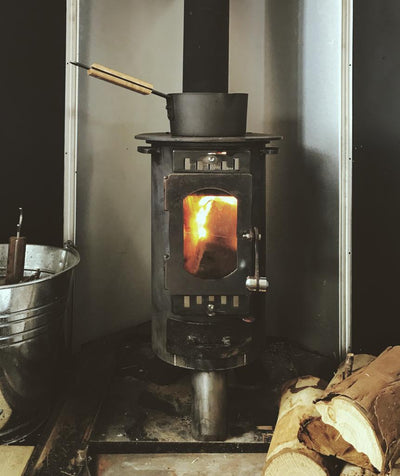 Installing a Fintan Stove
