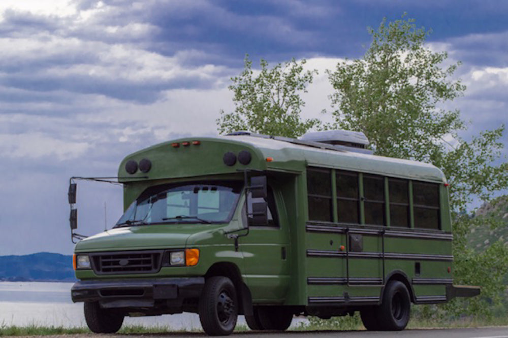 Green bus conversion