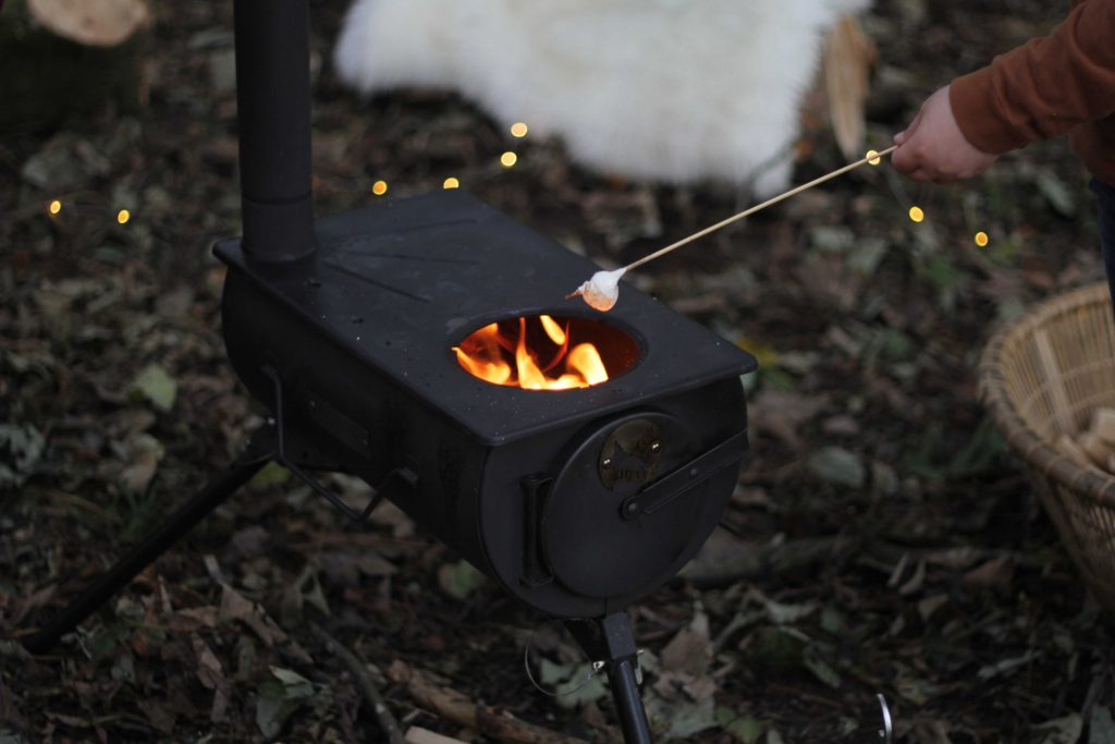 Anevay Frontier Stove - Shop Stoves