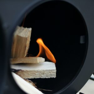 Lighting a fire in your woodburing Frontier stove