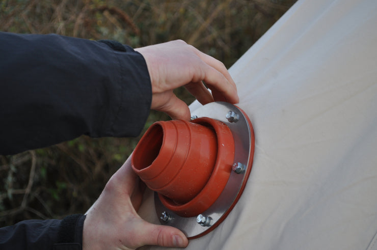 Frontier Stove Tent Flashing Kit