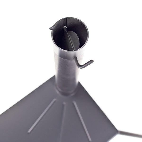 Frontier 60mm Flue Section with Damper