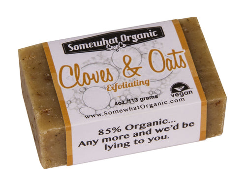 Almost Organic Soap Bar