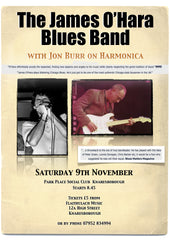 The James O'Hara Blues Band