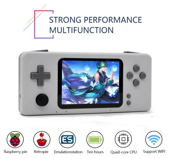 Portable Video Game Console New Retro CM3 Mini Handheld Game Player