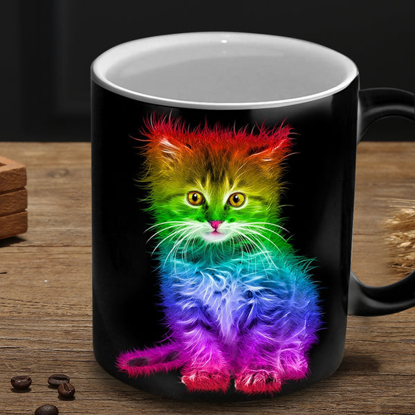 Color Changing Pet Mug Drinkware