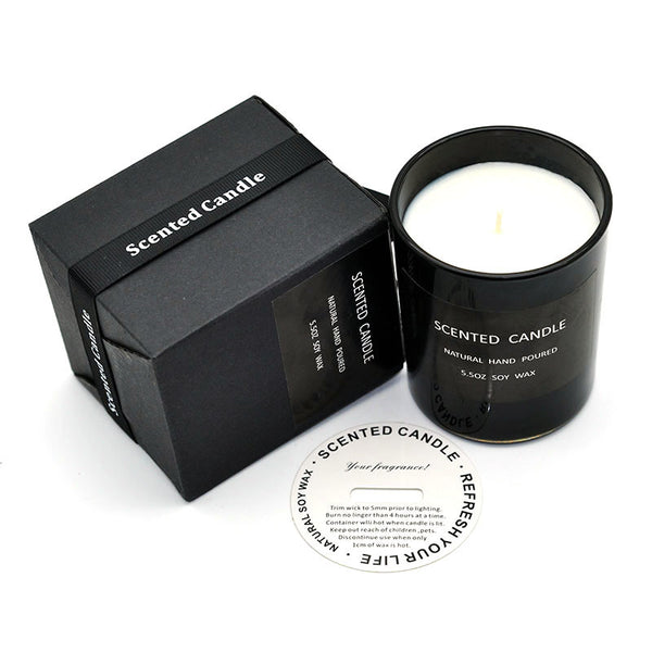 Scented Candle Soybean Wax Home Fragrance