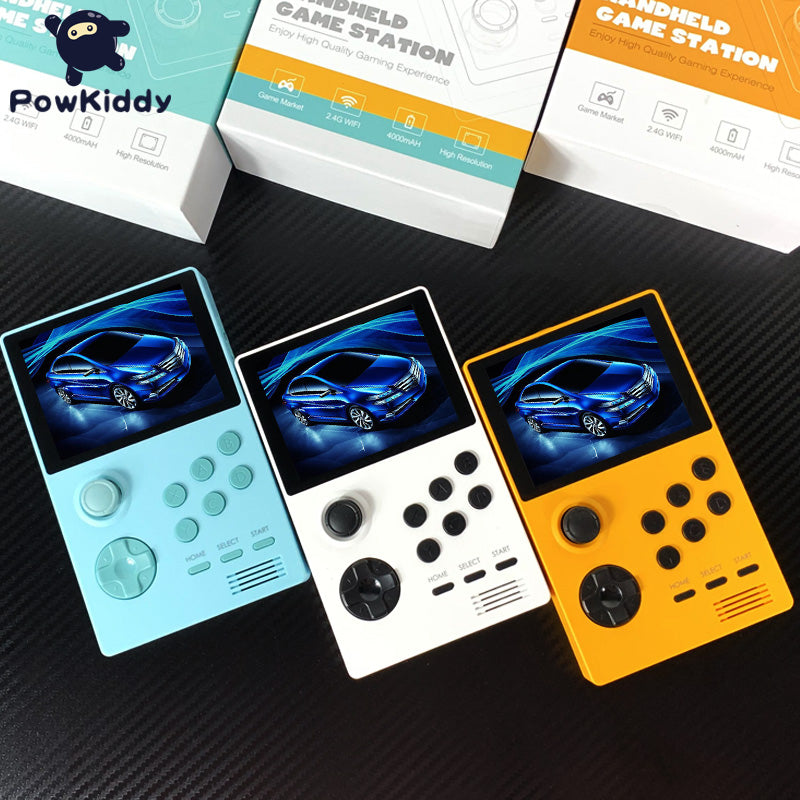 A19 Pandora's Box Android supretro handheld game console IPS screen WiFi