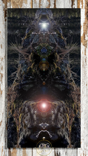 Nature's Rhythm Series - Totem