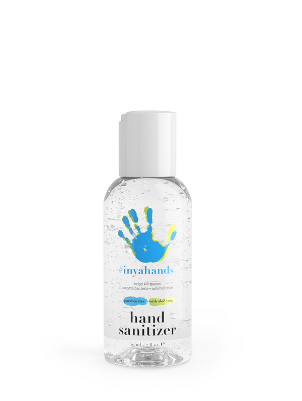 2 oz. hand sanitizer pocket size
