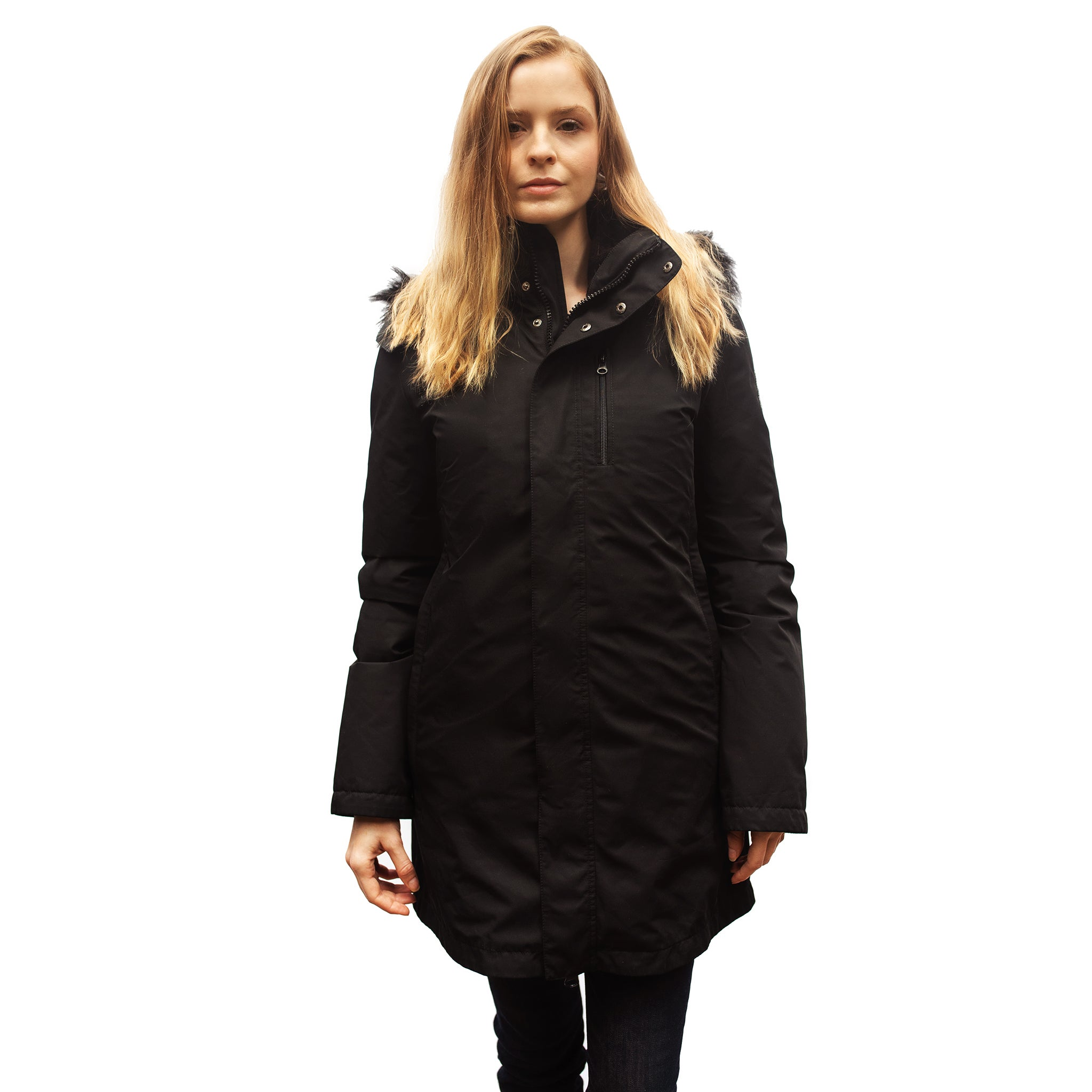 3-in-1 Danielle Parka for women