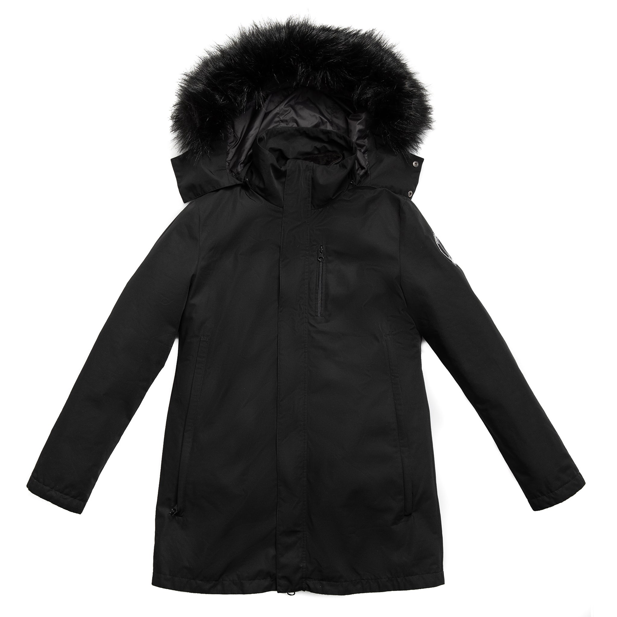 3-in-1 Danielle Parka black