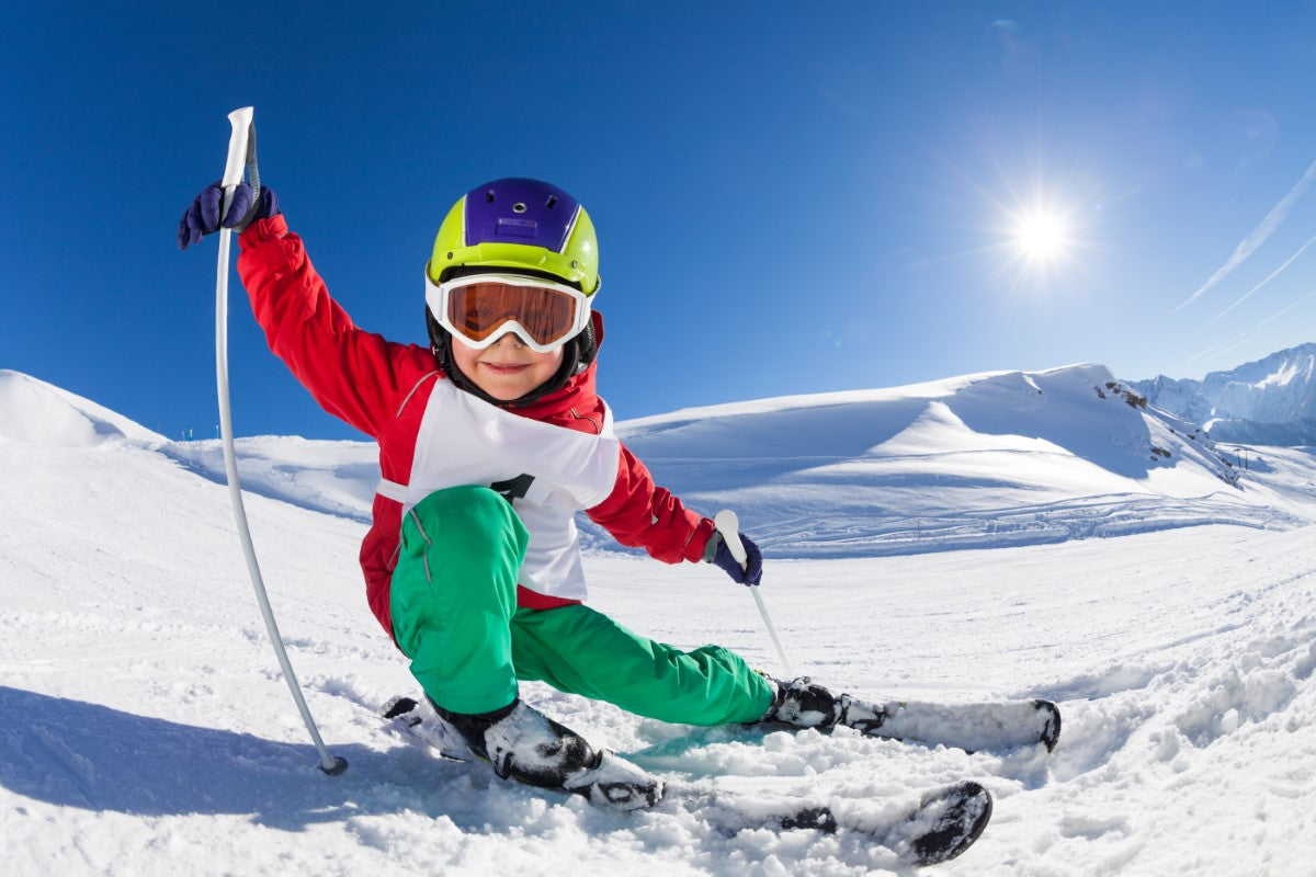 5 Ways to Get Your Kids into Winter Sports