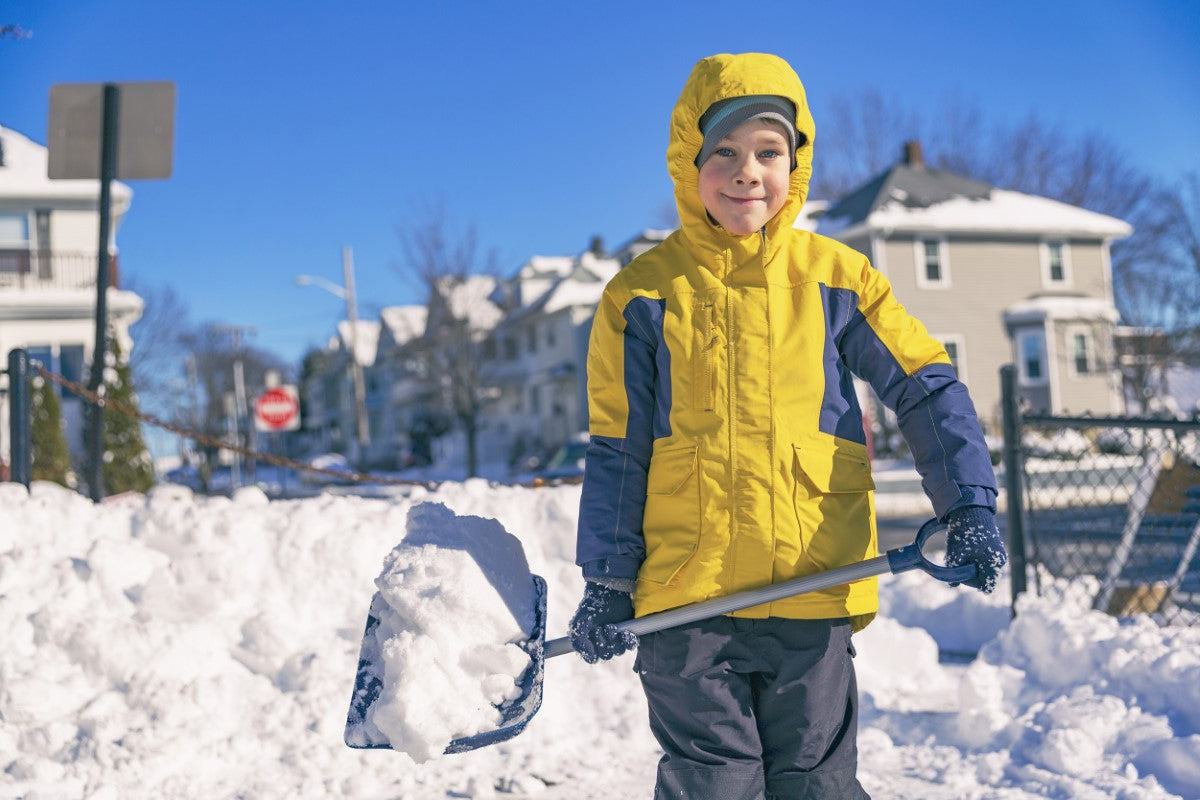 Teaching Your Kid About Winter Life Skills
