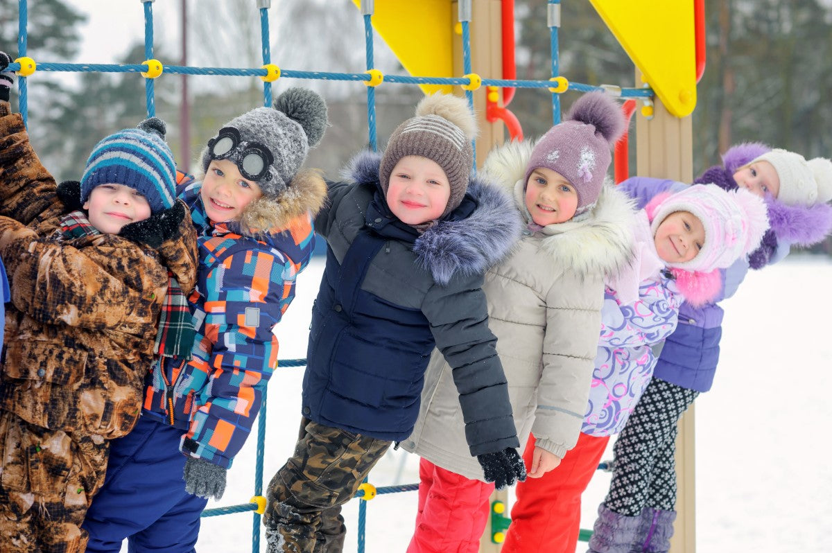 How Warm Does Your Child Need to be During the Colder Months?