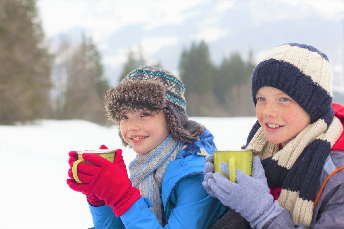 How to Keep Your Kids Safe in Ice and Snow