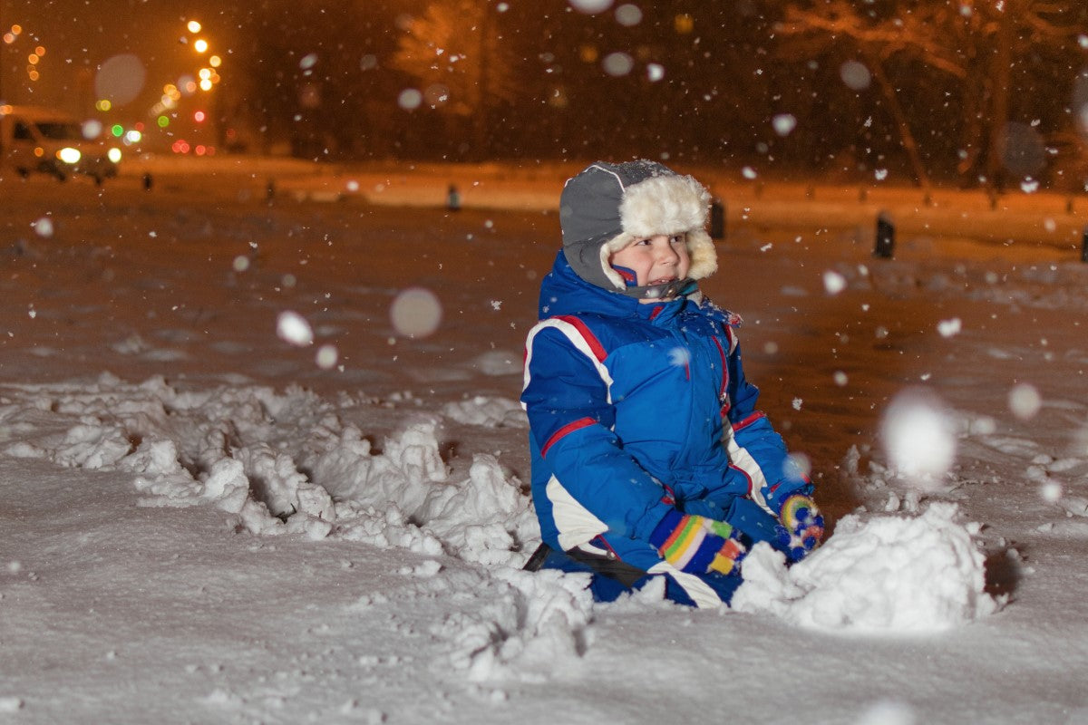 Tips to Keep Your Kids Warm While Gazing at the Stars
