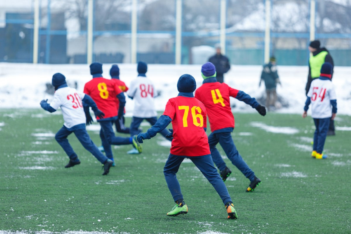 After School Sports: Keeping Your Kids Warm on the Field
