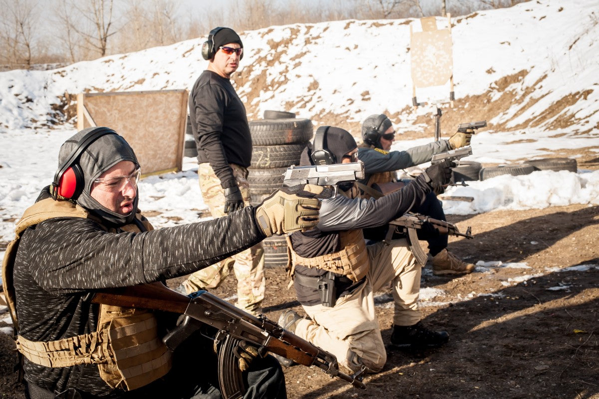 Boost your performance while staying Warm on the Firing Range