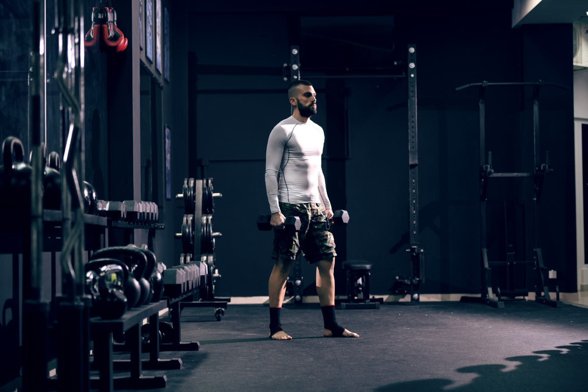 The Benefits of Wearing Compression Clothing to The Gym