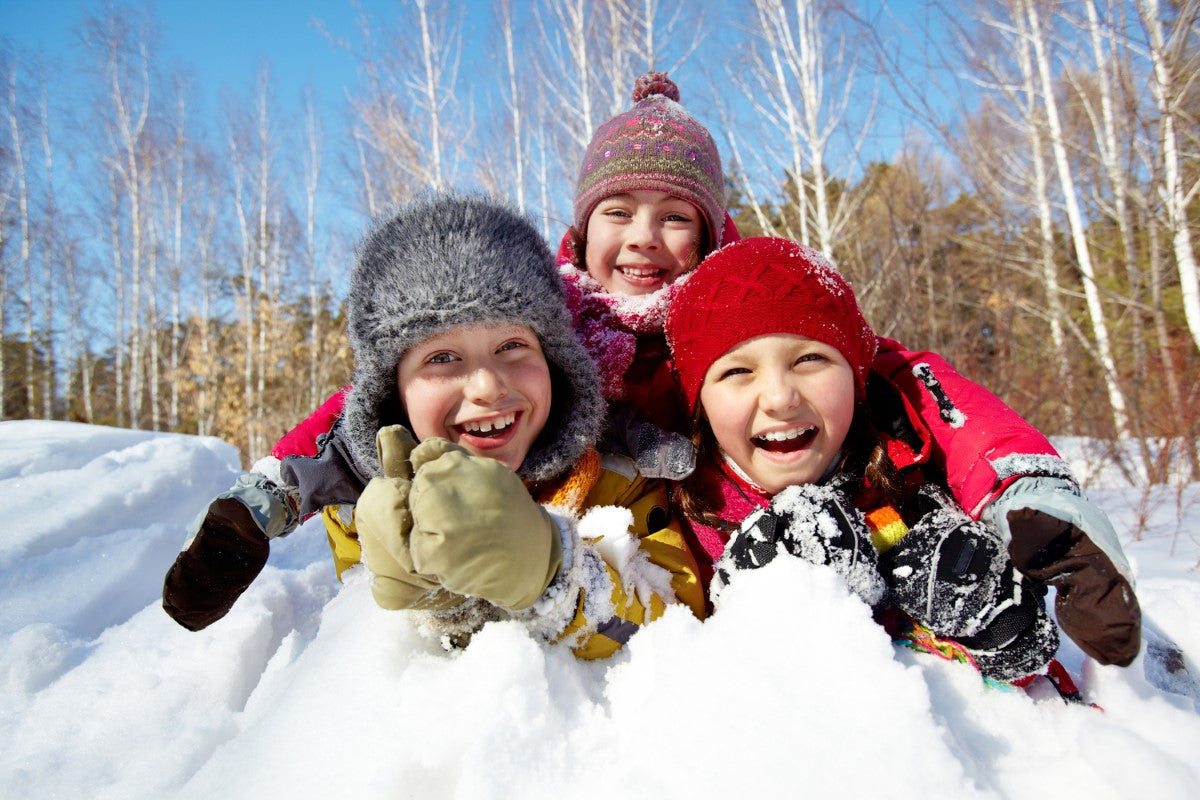 The Top Cold Weather Essentials for Kids